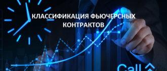 Классификация фьючерсных контрактов