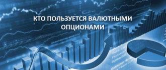 Кто пользуется валютными опционами
