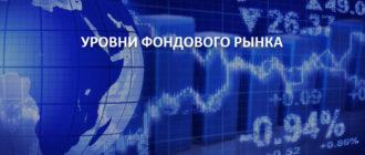 Уровни Фондового Рынка