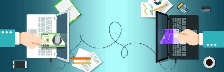 Особенности обмена и заработка электронных денег