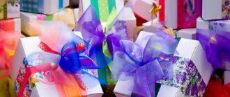 Как правильно выбрать подарок для близкого человека?