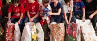 Как финансовые компании помогают детским домам