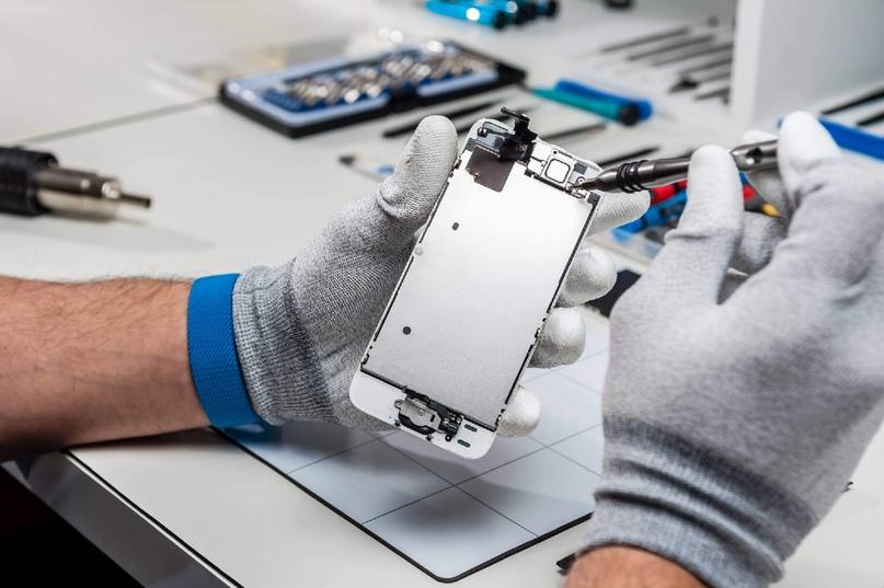 В чём заключается суть ремонта айфона?