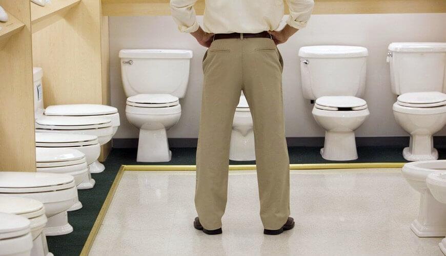 Как правильно подобрать унитаз для ванной комнаты?