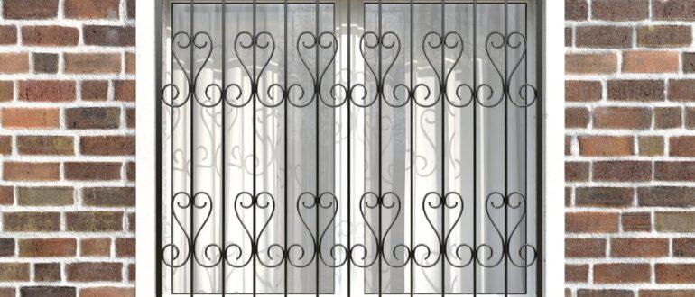 Стоит ли устанавливать защитные решетки на окна?