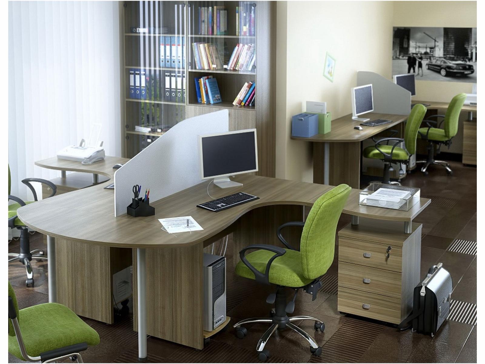 Какая мебель необходима для офиса?